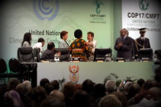 Women Rules the UNFCCC (Durban, South Africa) | by ~MVI~ (warped)