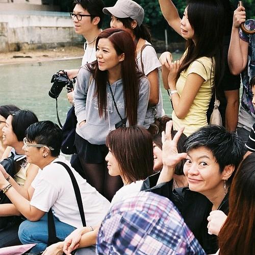 Group photo #hkinstayay #hkinstayay7 Voigtlander 35mm eFiniti 200   by Patrick Ng