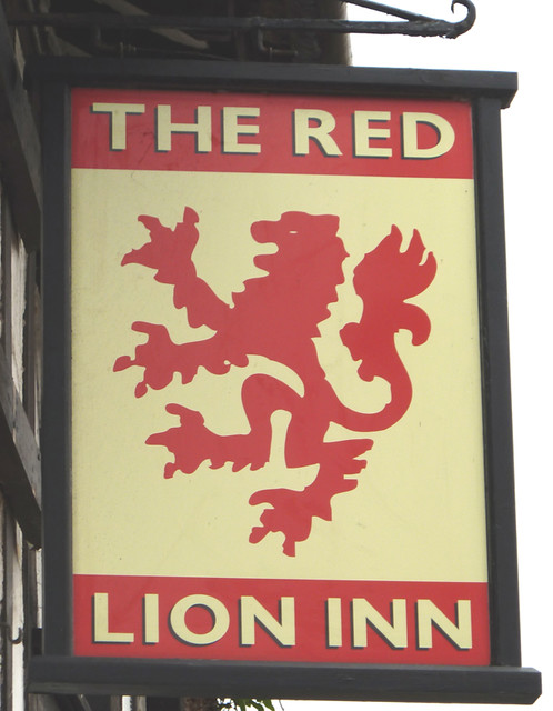 Red Lion Inn, Northleach