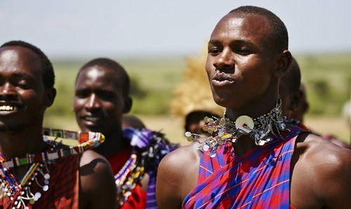Maasai people #12 | by rogersmithpix
