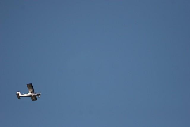 Flugzeug @Brivio
