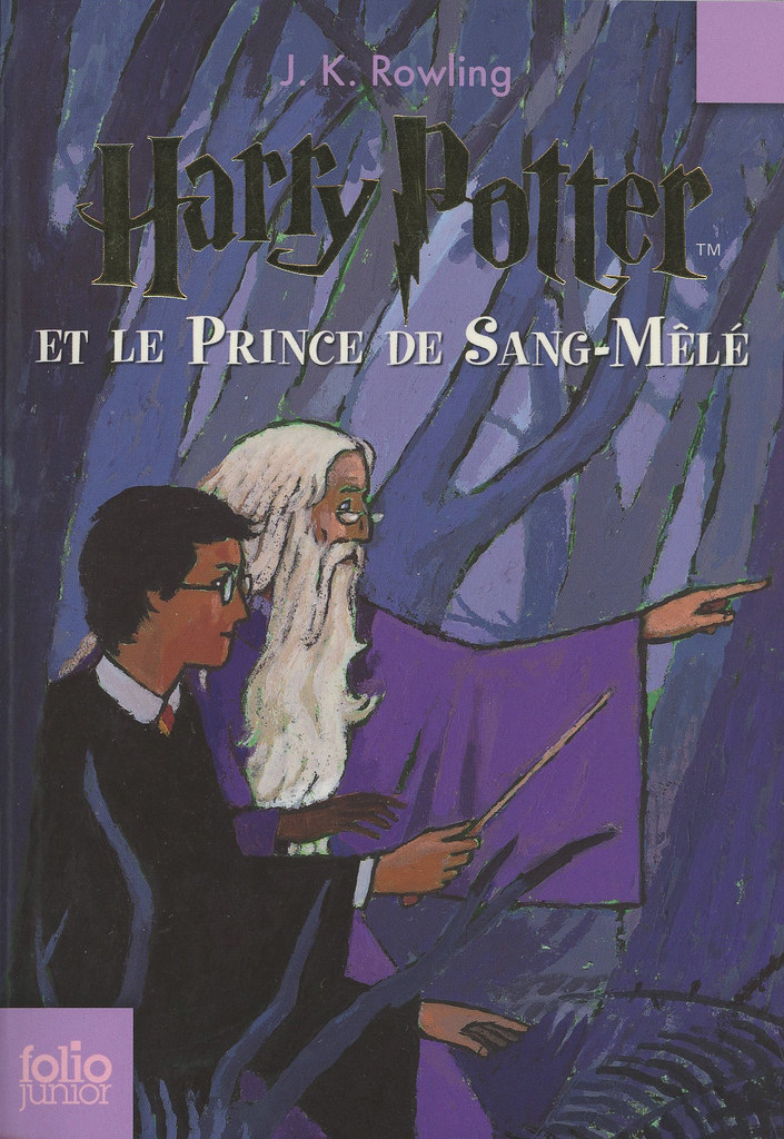 Folio Junior 1418 J K Rowling Harry Potter Et Le Pri