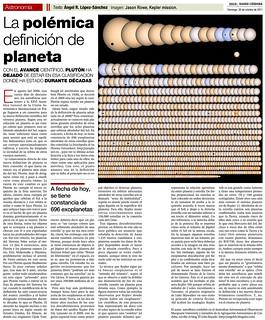 ZOCO Astronomía: La polémica definición de planeta | by Ángel López-Sánchez