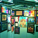 Art Show at the Convention Center
