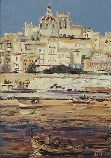Valetta na Malcie | by mal-art