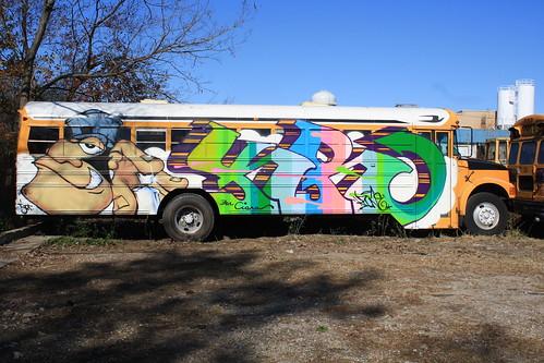 Schoolbus Muggsy | by KR.ONE