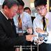 20111108_100學年度教育部「節能LED照明光電教學與應用典範計畫」成果展示
