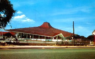 Bangkok - Hotel Siam Intercontinental (Postcard)