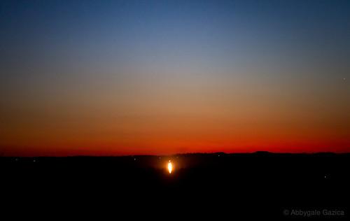 sunset silhouette fire pennsylvania canon60mm canon7d marcellusgasshale