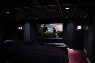 Home Theater | by Christian Collins