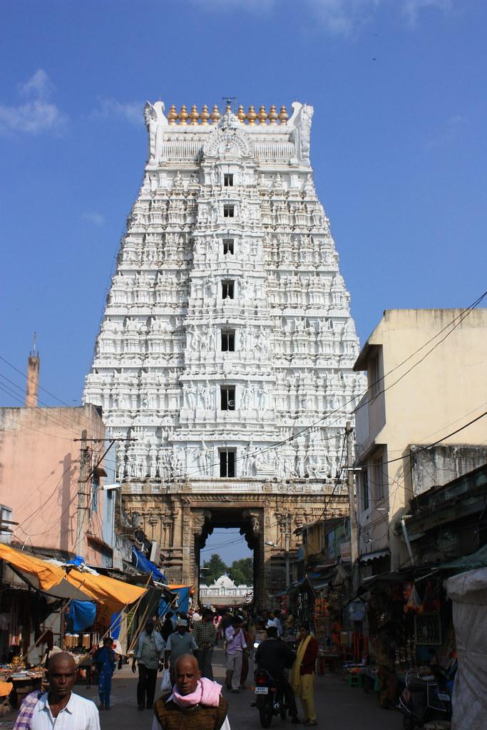 Sri Govindaraja Swamy temple, gopuram