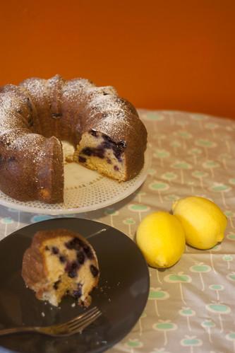 Blueberry Lemon Bundt | by TheBon