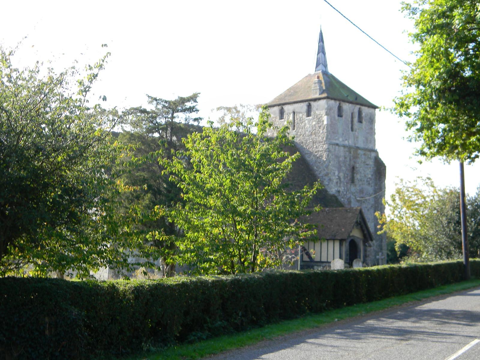 Ruckinge church Ham Street to Appledore