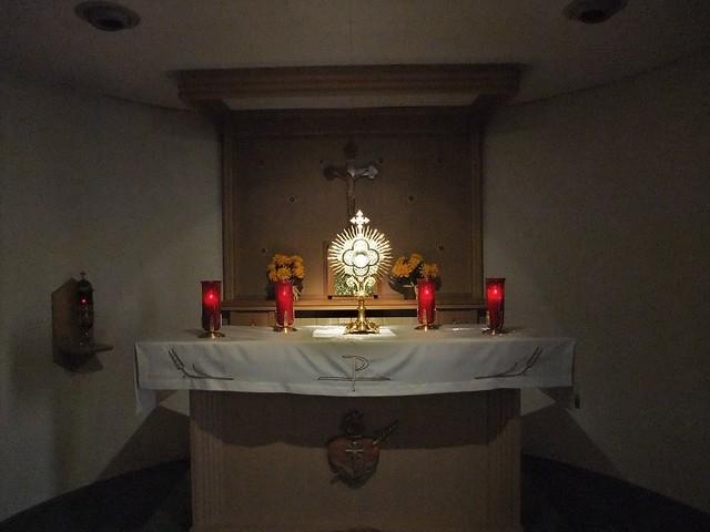 St. Stanislaus Kostka Catholic Church, Adoration Chapel, Adams, MA