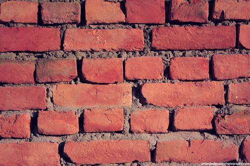 198.365 || Textures : #1 Brickwall. | by Aman Deshmukh