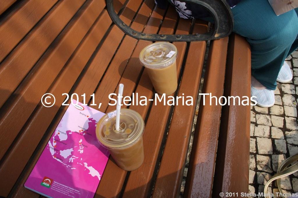 2011 MACAU -  LORD STOW'S CAFE ICED COFFEE 001
