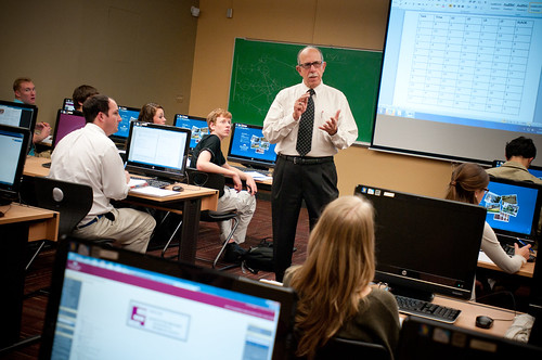 Class | by roanokecollege