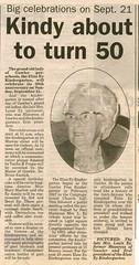 Elsie Ey Article