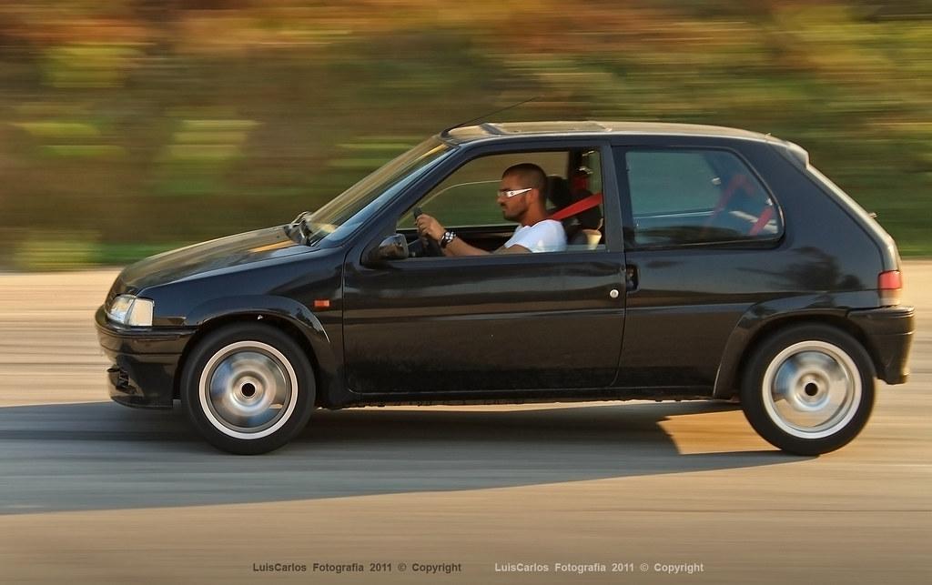 Peugeot 106 Rallye S1 Encontro Nacional 106rallyept Com Eu Flickr