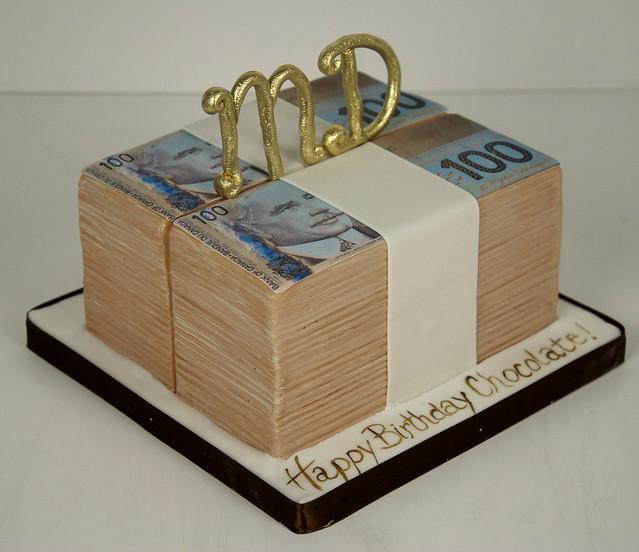 money cake toronto