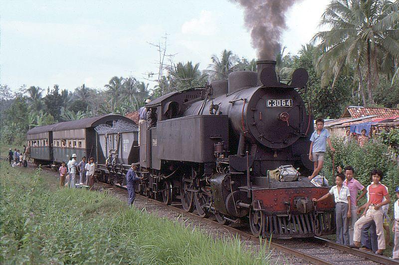 South Sumatran steam by Bingley Hall