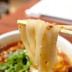 麻辣刀削麺, 唐朝刀削麺, 成田空港