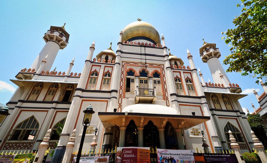 Masjid Sultan / Sultan Mosque