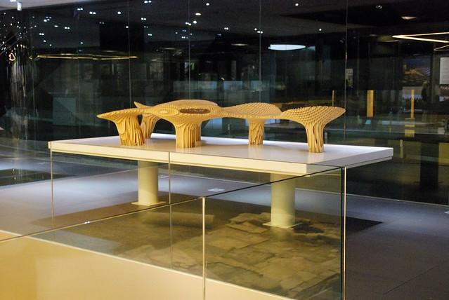23 museo Antiquarium Metropol Parasol Plaza de la Encarnación Sevilla 0842