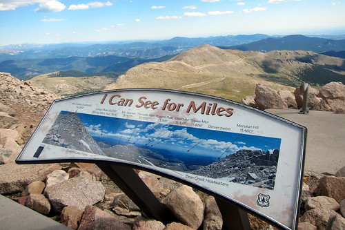 Colorado - Mount Evans: View from summit | by wallyg
