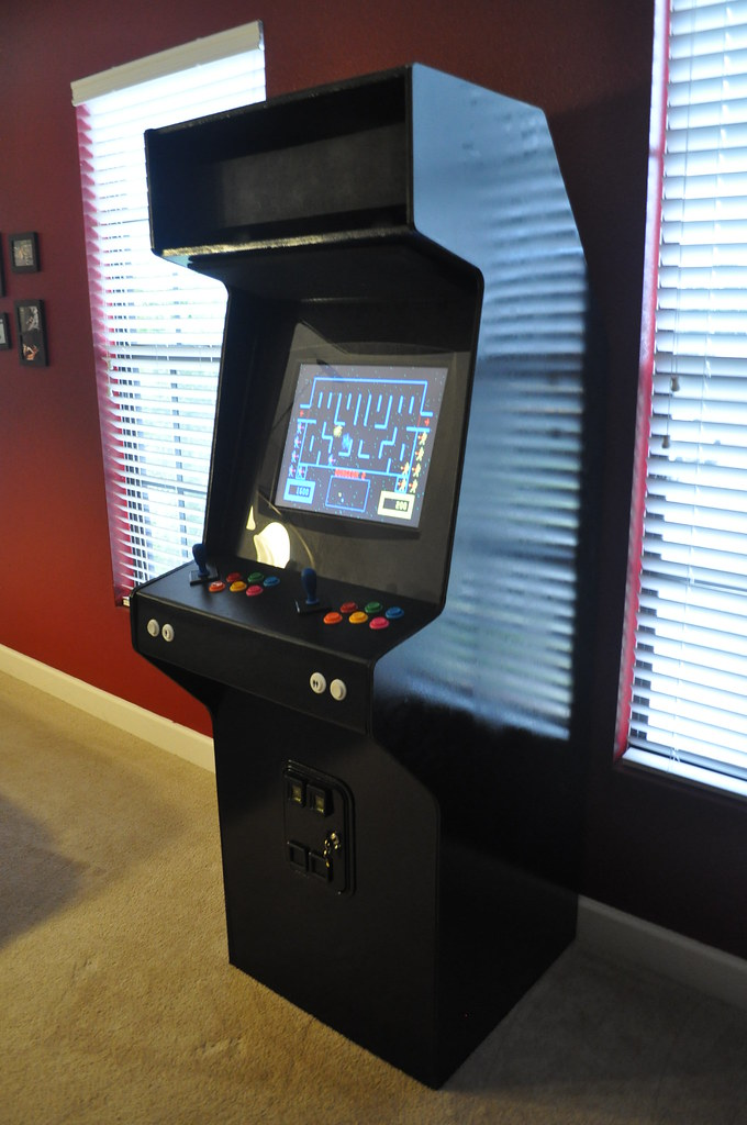 MAME Cabinet Build
