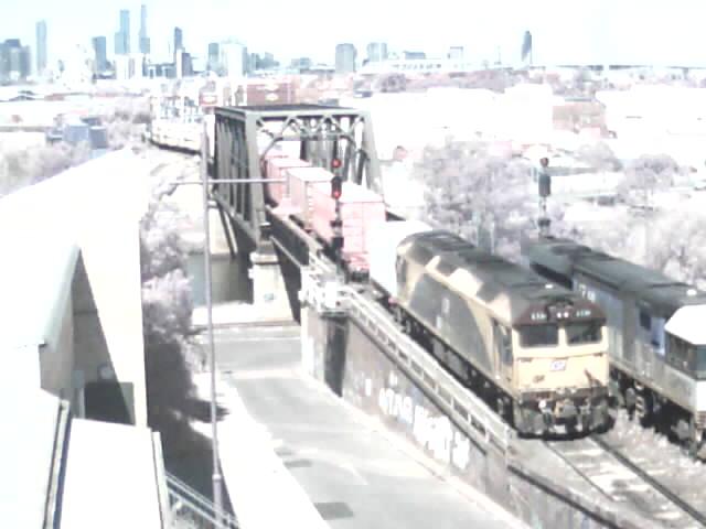 00606E9282FB(Railpage Cam 1) motion alarm at 20111105141924 by Bunbury Street Railcam 1