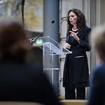 Monique Vogelzang (directeur Directie Kunsten, OCW)
