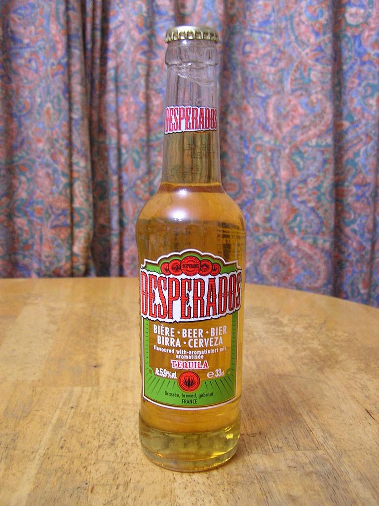 Desperados Tequila Beer Front Brew In France 5 9 Abv 33 Flickr