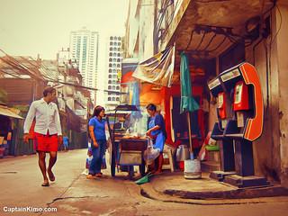 Hard Not to Get Hungry Walking Bangkok Street | by Captain Kimo