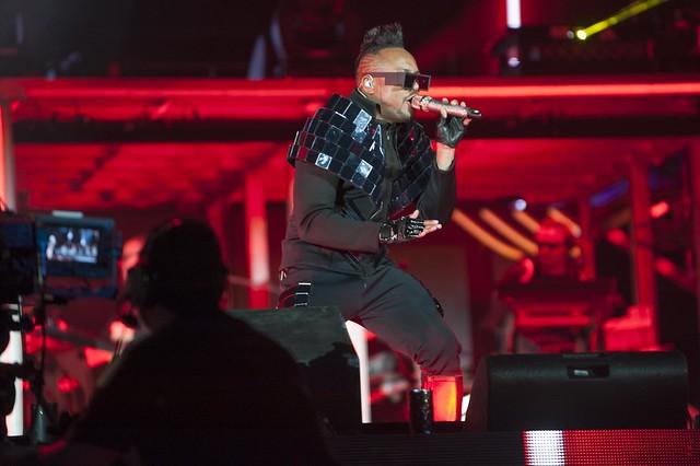 Black Eyed Peas Concert