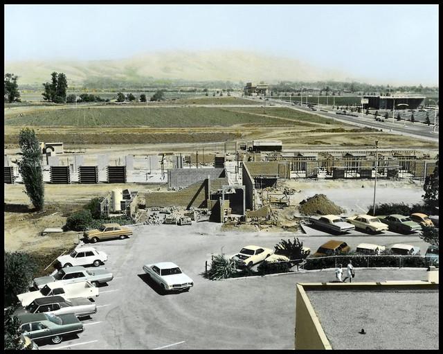 Construction of Whittaker, Washington Hospital