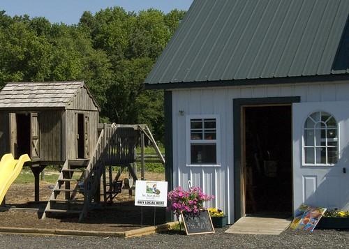 Southern Comfort Berry Farm, Bushwood
