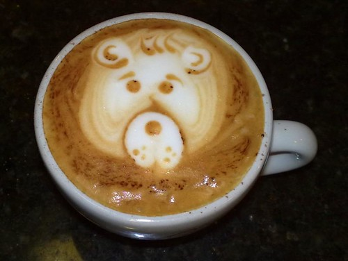 Latte Art | by Lu Monte