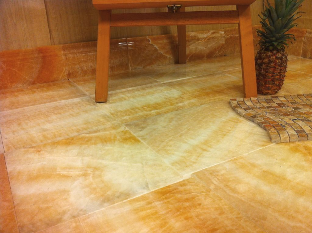 Bon Honey Onyx Floor Tile | $5.99/sqft By Marblenthings | Flickr