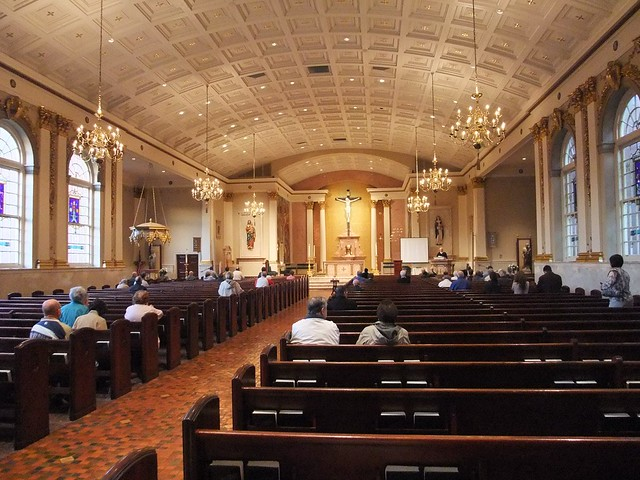 Cathedral of St. Catharine of Siena, Allentown, PA