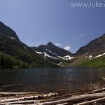 Upper Two Medicine Lake