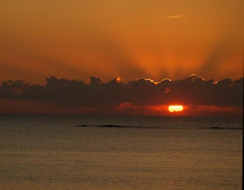 sunset lebanon tyre
