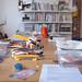 Teahouse Studio ~ Elise Blaha workshop