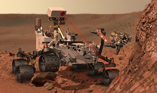 Curiosity at Work on Mars | by NASA Goddard Photo and Video