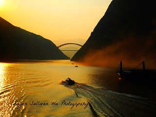 The Yangtze River (Oct, 11) | by Sullivan Wu Liyun/ Ng Laiwan