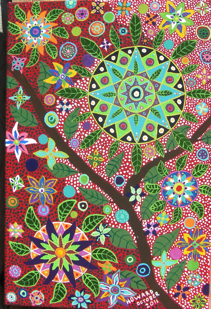 Ayahuasca Inspired 01 Oct 2011