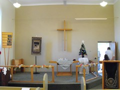 Interior of Windsor Church