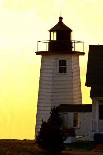 light sunset usa sun lighthouse color lights nikon lighthouses capecod massachusetts d300 lighthousetrek
