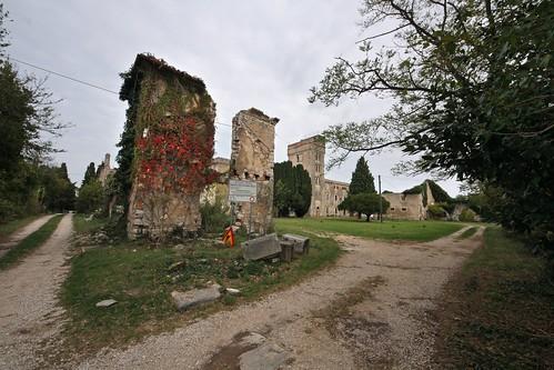 Velika Stancija (Stancija Grande) (villa Cesare) near Savudrija | by peter++