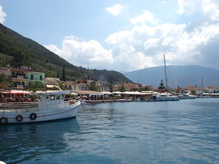 View of Sami (Kefalonia) | by colmbritton